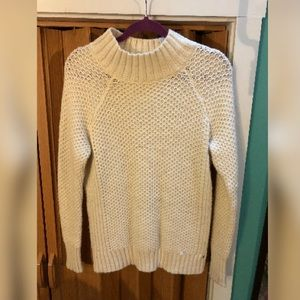 American eagle long knit sweater (never worn)